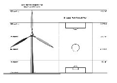 Click for Bigger, Wind Turbine Height Comparison